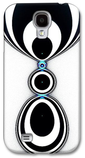 Light Galaxy S4 Cases - Zebra Jewels Galaxy S4 Case by Anastasiya Malakhova