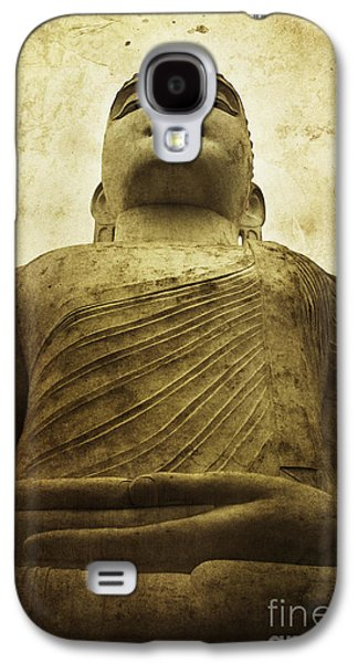 Spiritualism Galaxy S4 Cases - Zen Galaxy S4 Case by Andrew Paranavitana