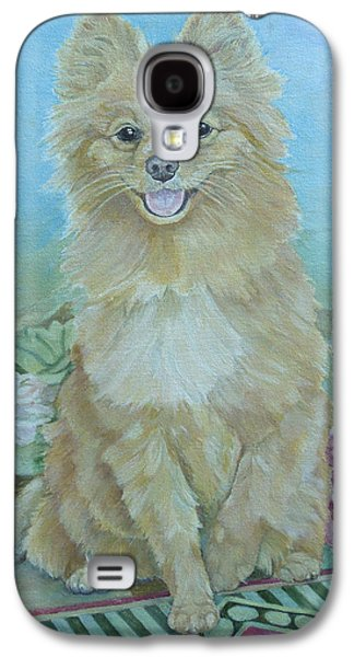Toy Dog Galaxy S4 Cases - Zeus Galaxy S4 Case by Kimberly McSparran