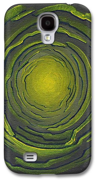 Morphing Galaxy S4 Cases - Roborose Galaxy S4 Case by Maxwell Hanson