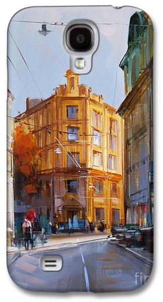 Zlatoustinskiy Alley.  Galaxy S4 Case by Alexey Shalaev