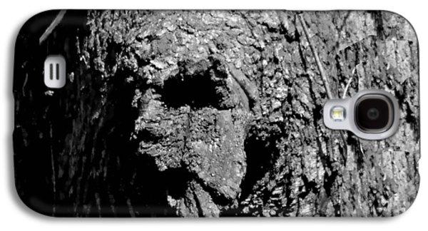 Creepy Galaxy S4 Cases - Zombie Tree Troll Galaxy S4 Case by Deena Stoddard