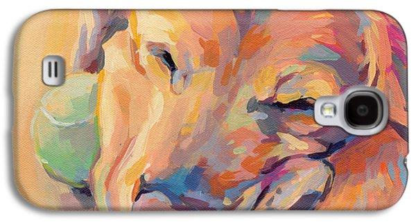 Zzzzzz Galaxy S4 Case by Kimberly Santini