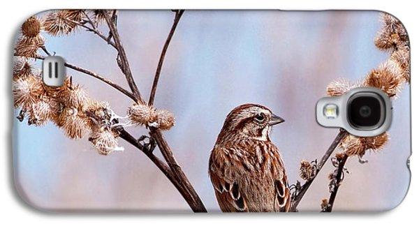 Wildlife Celebration Galaxy S4 Cases - In the Banzai Garden..  Galaxy S4 Case by Nina Stavlund
