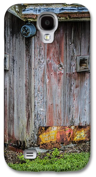 Outbuildings Galaxy S4 Cases - A Quiet Place Galaxy S4 Case by Carolyn Marshall