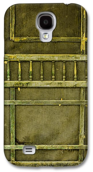 Old House Photographs Galaxy S4 Cases - Abandoned Galaxy S4 Case by Bonnie Bruno
