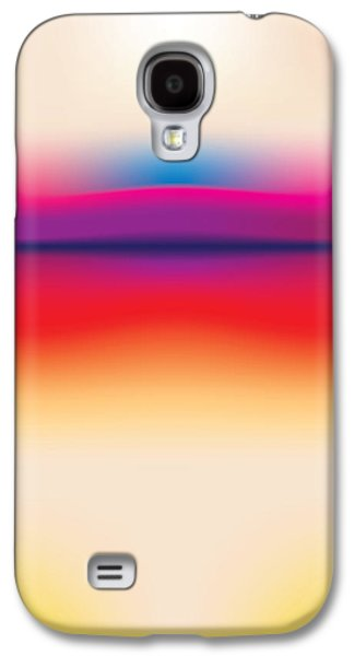 Airbrush Galaxy S4 Cases - After Rothko 5 Galaxy S4 Case by Gary Grayson