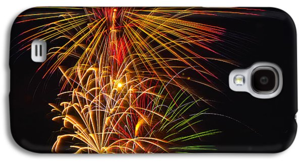 American Independance Photographs Galaxy S4 Cases - American Pride Galaxy S4 Case by Joshua Dwyer