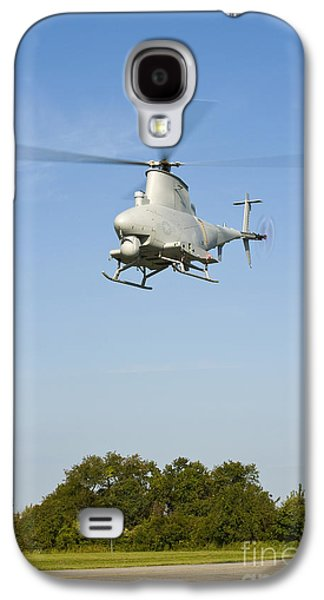 Vertical Flight Galaxy S4 Cases - An Mq-8b Fire Scout Unmanned Aerial Galaxy S4 Case by Stocktrek Images