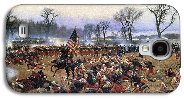 American Paintings Galaxy S4 Cases - Battle Of Fredericksburg Galaxy S4 Case by Granger
