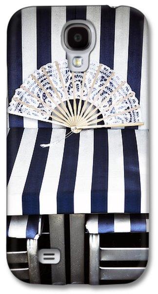 Beach Chair Galaxy S4 Cases - Beach Chair Galaxy S4 Case by Joana Kruse