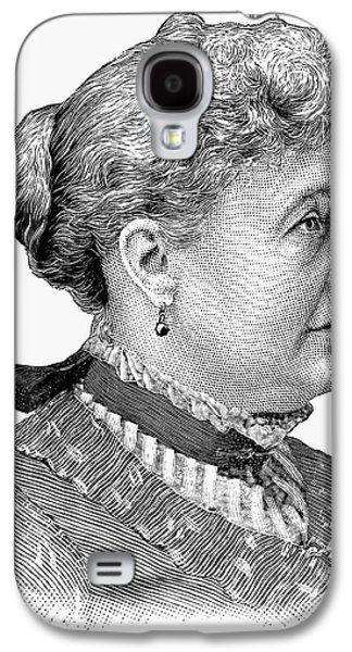 America First Party Galaxy S4 Cases - Caroline Lavinia Harrison Galaxy S4 Case by Granger