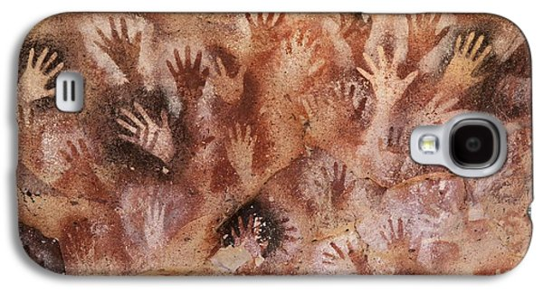 Cave Of The Hands, Argentina Galaxy S4 Case by Javier Truebamsf