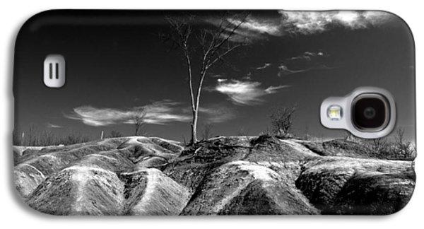 Black Top Galaxy S4 Cases - Cheltenham Badlands Galaxy S4 Case by Cale Best