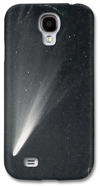 Luminous Body Galaxy S4 Cases - Comet West, 1976 Galaxy S4 Case by Science Source