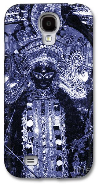Goddess Durga Galaxy S4 Cases - Durga Galaxy S4 Case by Photo Researchers