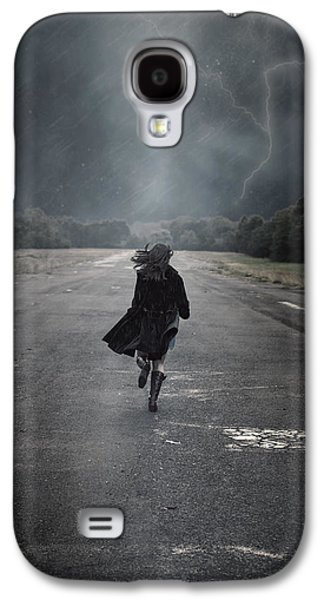 Creepy Galaxy S4 Cases - Escape Galaxy S4 Case by Joana Kruse