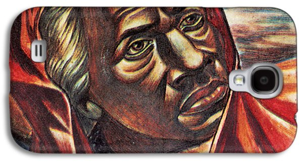Harriet Tubman, African-american Galaxy S4 Case by Photo Researchers