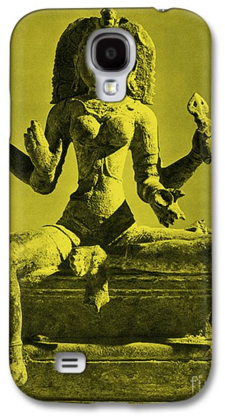 Hindu Goddess Photographs Galaxy S4 Cases - Kali Galaxy S4 Case by Photo Researchers