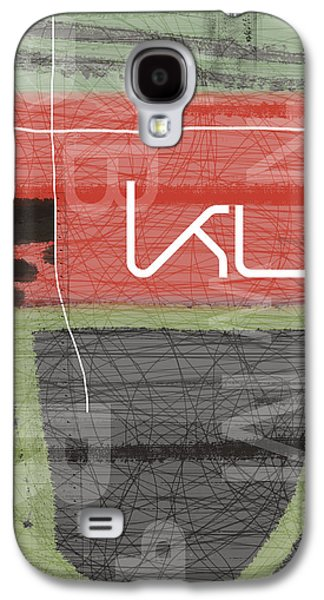 Modern Abstract Galaxy S4 Cases - Kut Galaxy S4 Case by Naxart Studio