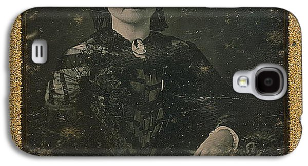 Mary Todd Lincoln, First Lady Galaxy S4 Case by Photo Researchers