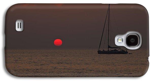 Sun Galaxy S4 Cases - Mediterranean Galaxy S4 Case by Joana Kruse