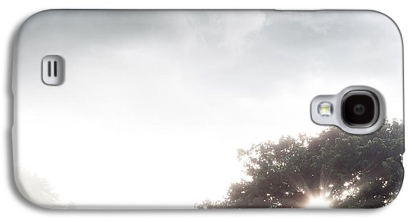 Sun Galaxy S4 Cases - Morning sunlight  Galaxy S4 Case by Les Cunliffe