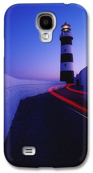 Old Roadway Galaxy S4 Cases - Old Head Of Kinsale, Kinsale, County Galaxy S4 Case by Richard Cummins
