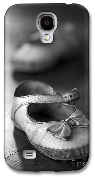 Stitch Galaxy S4 Cases - Old shoes Galaxy S4 Case by Jane Rix