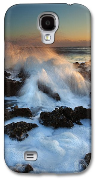 Exploding Galaxy S4 Cases - Over the Rocks Galaxy S4 Case by Mike  Dawson