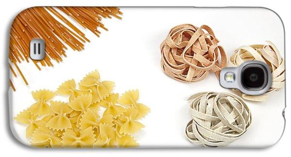 Spaghetti Galaxy S4 Cases - Pasta Galaxy S4 Case by Joana Kruse