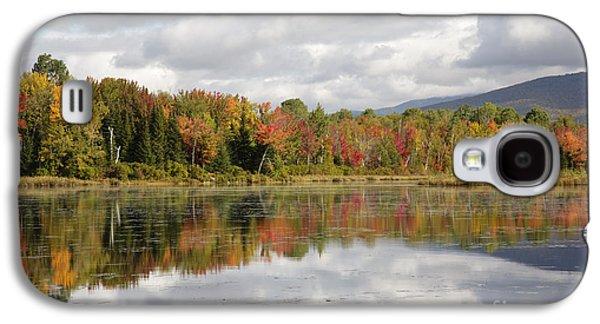 Fens Galaxy S4 Cases - Pondicherry Wildlife Refuge - Jefferson New Hampshire Galaxy S4 Case by Erin Paul Donovan
