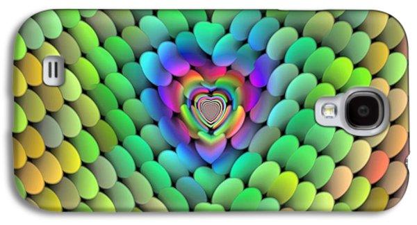 Buy Galaxy S4 Cases - Sensory Cells, Conceptual Artwork Galaxy S4 Case by Mehau Kulyk