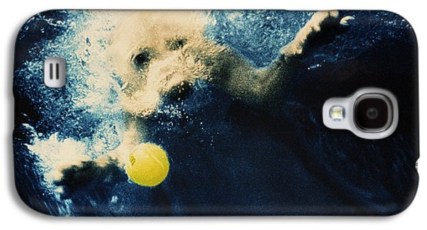 Underwater Photos Galaxy S4 Cases - Splashdown Galaxy S4 Case by Jill Reger