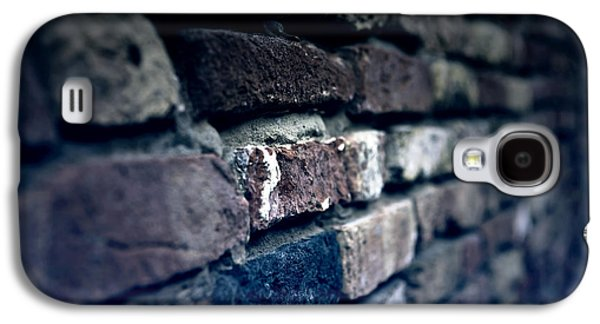 Wall Galaxy S4 Cases - Stone Wall Galaxy S4 Case by Joana Kruse
