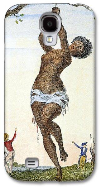 Slaves Galaxy S4 Cases - Surinam: Punishment, 1796 Galaxy S4 Case by Granger