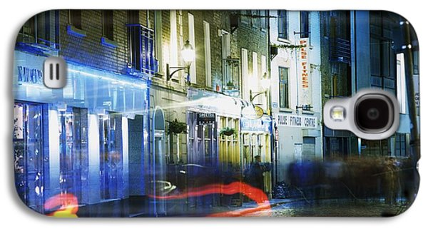 Enterprise Galaxy S4 Cases - Temple Bar, Dublin, Co Dublin, Ireland Galaxy S4 Case by The Irish Image Collection