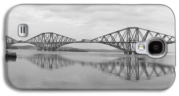 Scotland Galaxy S4 Cases - The Forth - Scotland Galaxy S4 Case by Mike McGlothlen