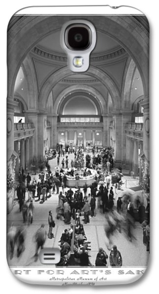Metropolitan Galaxy S4 Cases - The Metropolitan Museum of Art Galaxy S4 Case by Mike McGlothlen