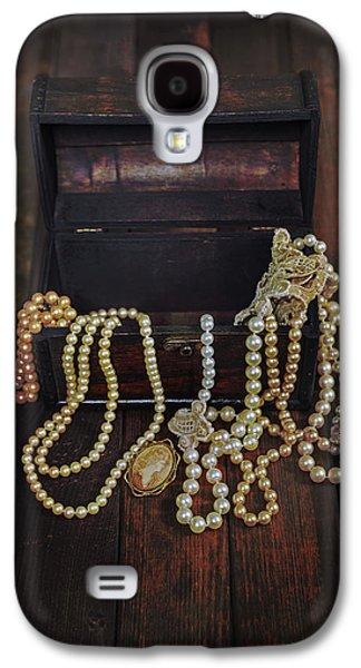 Treasure Chest Galaxy S4 Case by Joana Kruse