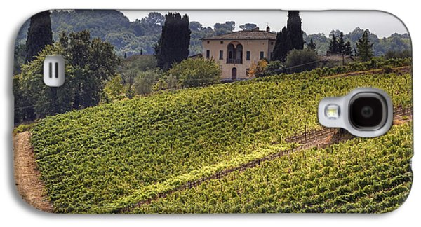 Vines Galaxy S4 Cases - Tuscany Galaxy S4 Case by Joana Kruse