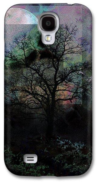 Dreamscape Galaxy S4 Cases - Twilight Galaxy S4 Case by Mimulux patricia no