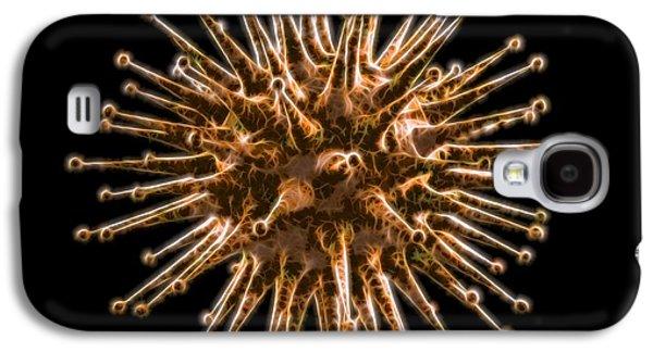 Pathogen Galaxy S4 Cases - Virus, Artwork Galaxy S4 Case by Laguna Design