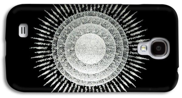 Pathogen Galaxy S4 Cases - Virus, Conceptual Artwork Galaxy S4 Case by Pasieka
