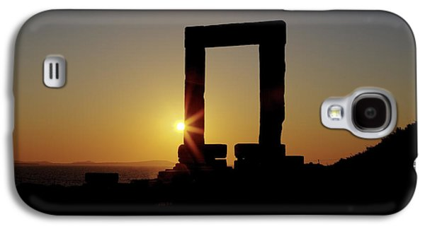 Monolith Galaxy S4 Cases - Naxos - Cyclades - Greece Galaxy S4 Case by Joana Kruse