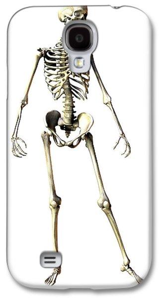 Buy Galaxy S4 Cases - Skeleton Galaxy S4 Case by Friedrich Saurer