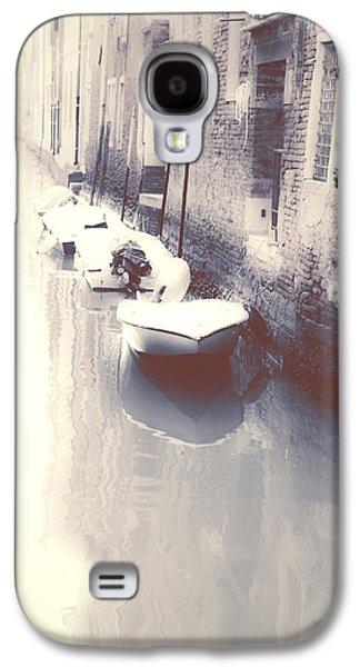 Boat Galaxy S4 Cases - Venezia Galaxy S4 Case by Joana Kruse