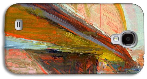 Graduation Galaxy S4 Cases - RCNpaintings.com Galaxy S4 Case by Chris N Rohrbach