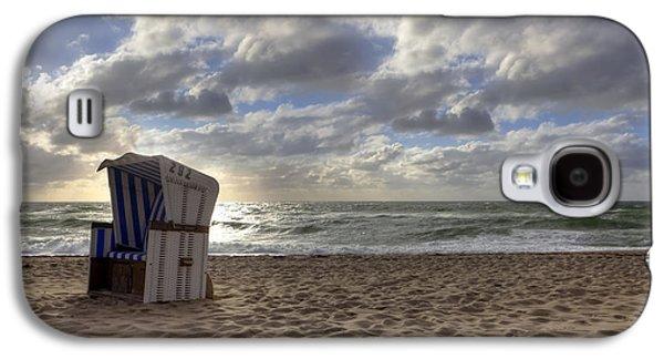 North Sea Galaxy S4 Cases - Sylt Galaxy S4 Case by Joana Kruse