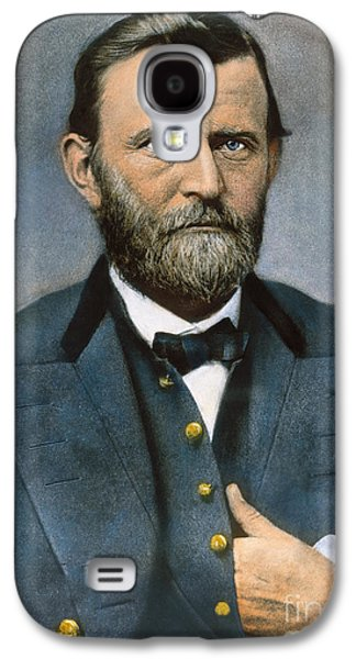 Republican Party Galaxy S4 Cases - Ulysses S. Grant (1822-1885) Galaxy S4 Case by Granger